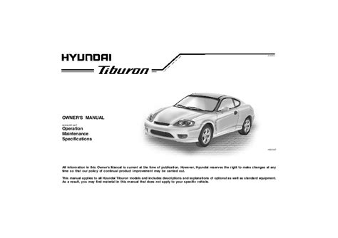 service manual 2006 hyundai tiburon service manual free download pay for hyundai tiburon service manual 2006 hyundai tiburon manual free manual 2006 hyundai tiburon se 165xxxkm