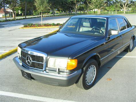 1990 mercedes 300sel