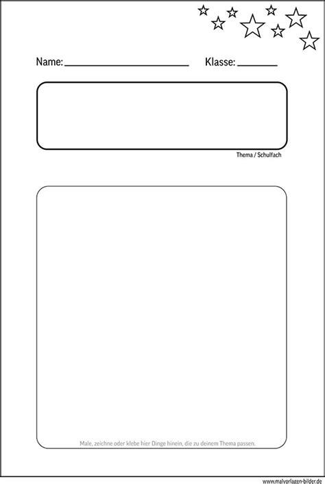 Kostenlose Vorlage Entschuldigung Schule Deckblatt Vorlage F 252 R Die Schule Kostenlos Schule Hilfsmittel Tipps Deckblatt