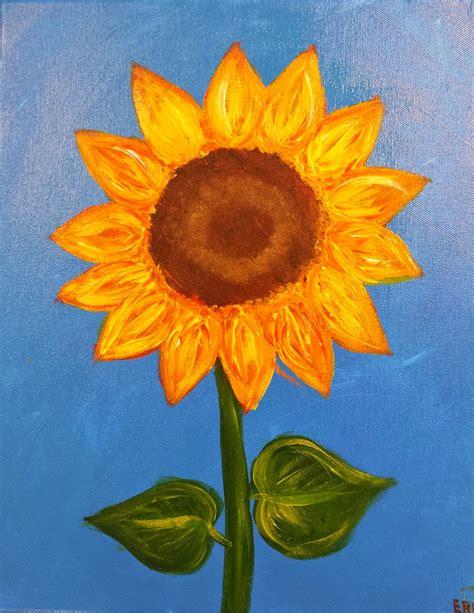 painting for kids angela anderson art blog sunflower paintings kids art