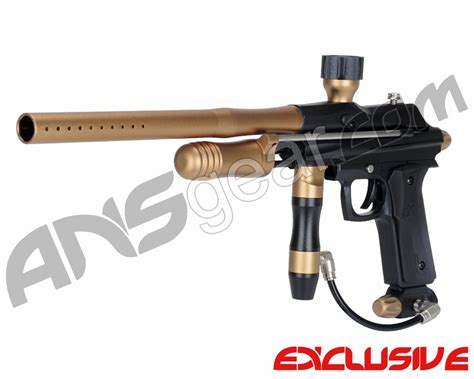 kaos valve azodin 2011 limited edition kaos paintball gun