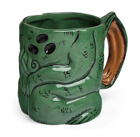 The House Of Rugs Cthulhu Awakens Mug Thinkgeek