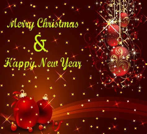 Wish You Bright And Special New Year. Free Merry Christmas