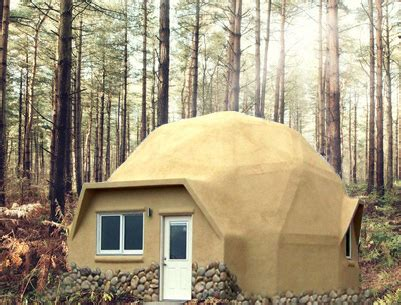 prefab home kit geodesic tiny dome home resistant