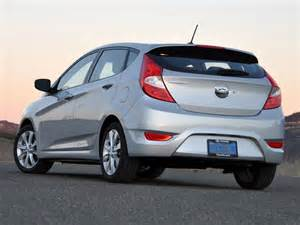 2013 Hyundai Accent Se Hatchback 2013 Hyundai Accent Test Drive Review Cargurus