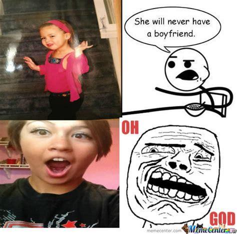 She Will Never Have A Boyfriend Meme Creator - rmx rmx she will never have a boyfriend by insanehaze