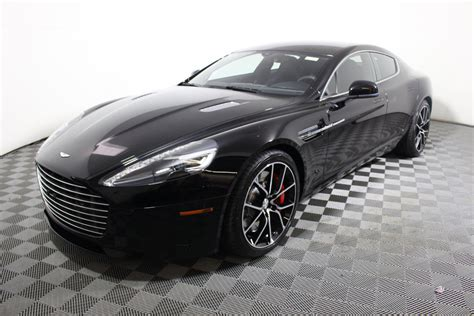 aston martin sedan black 2017 aston martin rapide s 4 door sedan in golden
