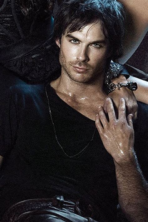 ian somerhalder how oes he do his hair 15 pictures of damon salvatore from vire diaries that