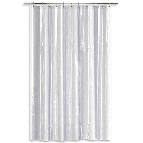 salt heavy gauge peva shower curtain liner bed bath
