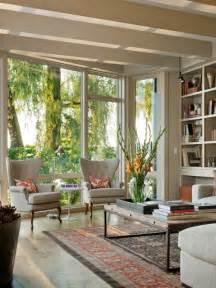 Livingroom Windows Large Living Room Window Home Design Ideas Pictures
