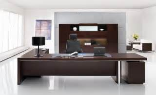 Modern Office Furniture Desk Professional Office Desk Sleek Modern Desk Executive Desk Company