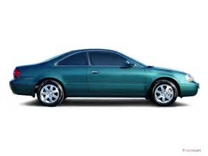 Acura Two Door Coupe Image 2003 Acura Cl 2 Door Coupe 3 2l Side Exterior View