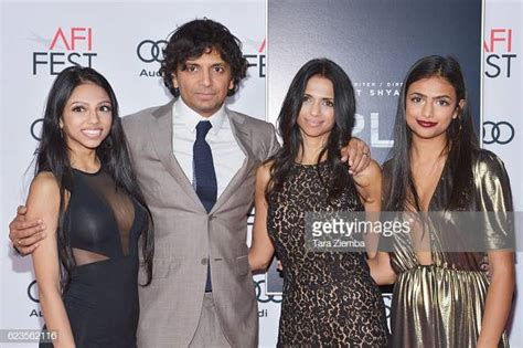 Bhavna Vaswani Stock Photos and Pictures | Getty Images M Night Shyamalan Daughter