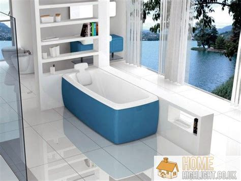 Blue Tub Bathroom by Modern Blue Bathroom Designs Ideas 171 Home Highlight