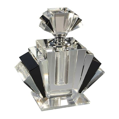 Art Deco Balcony by Casteleyn Perfume Bottle From The Chandelier Amp Mirror
