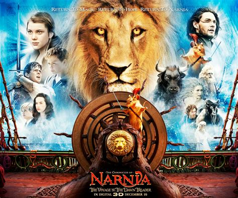 the chronicles of narnia the the chronicles of narnia the voyage of the treader