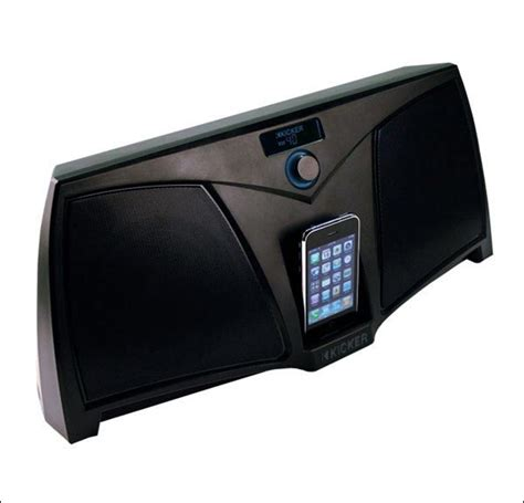 cool stereo systems 30 cool iphone speakers tripwire magazine