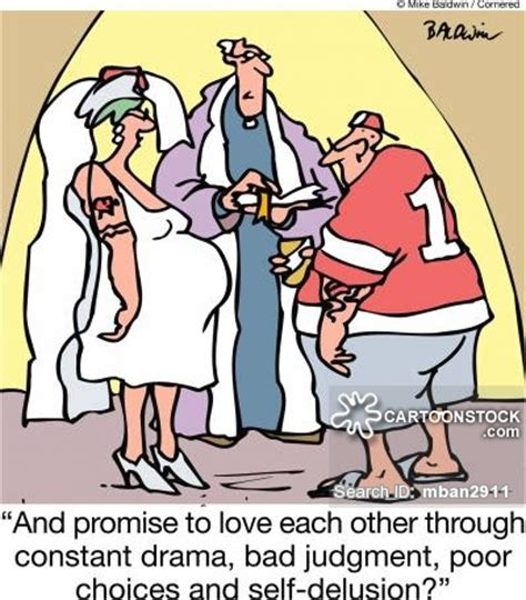 Shotgun Wedding Cartoons and Comics   funny pictures from