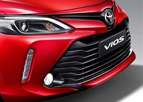 Toyota Certified Used Cars Thailand 2017 Toyota Vios Launched In Thailand At 6 09 000 Baht