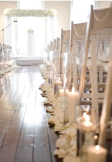 wedding aisle decorations with candles diy wedding aisle decor bridaltweet wedding forum