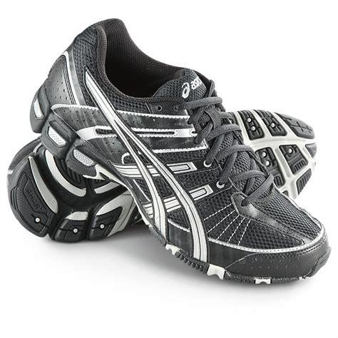 mens cross sneakers s asics 174 gel antares 174 tr 2 cross shoes black