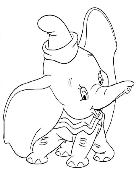 disney coloring pages dumbo dumbo coloring pages