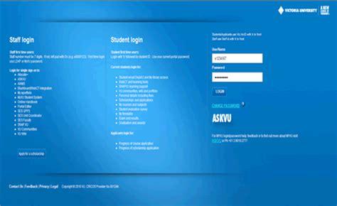 Https Willamette Mba Applicantportal Portal Login by My Portal Login Page Vu