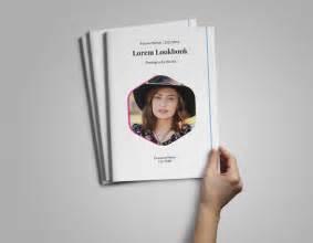 Lookbook Fashion Template Indd Free Download 187 Designtube Creative Design Content Lookbook Template Free