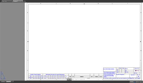 templates for autocad 2013 template in autocad2013 grabcad