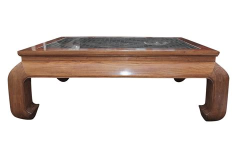 Coffee Table, Vintage Henredon Ming Asian Coffee Table Japanese Furniture For Sale: Awesome
