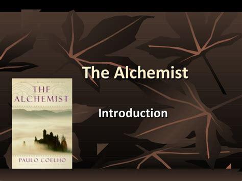 book review alchemist