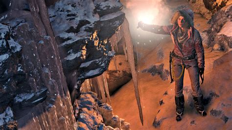 rise of the tomb lara appears cold and doleful in these new rise of the tomb raider screens vg247
