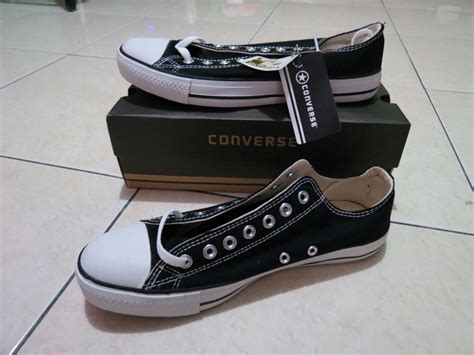 Converse Low Hitam Cgo 003 pelapak jual seaptu converse all ori indonesia