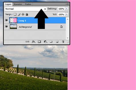 tutorial photoshop nederlands tutorial wat doen laagopties in photoshop fotografille nl