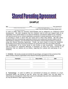 child visitation agreement template visitation agreement template ebook database