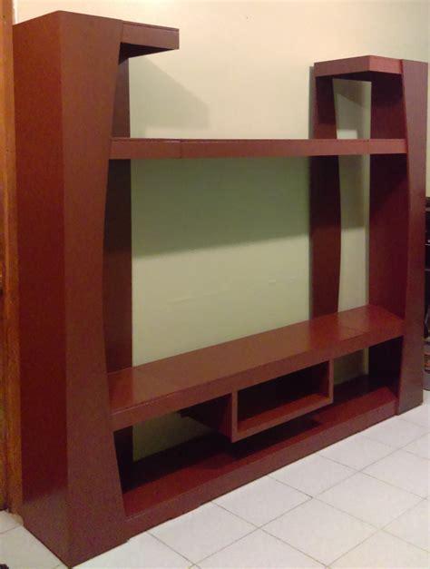 mueble de madera para tv centro entretenimiento mueble modular para sala de tv