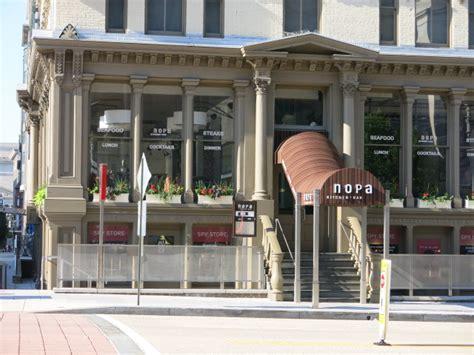 Nopa Kitchen And Bar by Judging Restaurant Nopa Kitchen Bar Popville