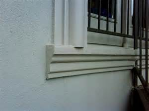 Window Sill Moulding Window Trim And Sill Proportions Exterior Home Decor