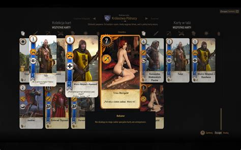 Beta Deck by New Gwent Cards Textures Now With Modkit Support At The