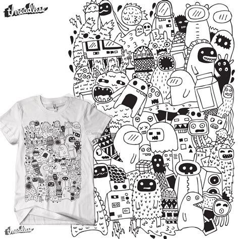 i doodle threadless score doodle by mogo fresha on threadless