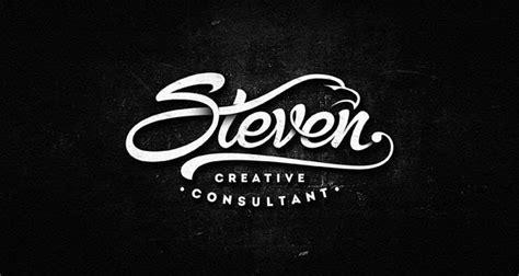 Kaos Custom Typography 12 trend desain logo di tahun 2015 jago desain