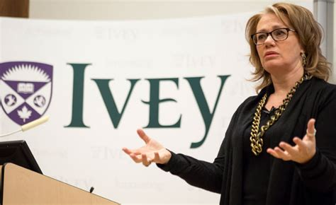 Ivey Part Time Mba by Putting Candour And Character To Work In And Business