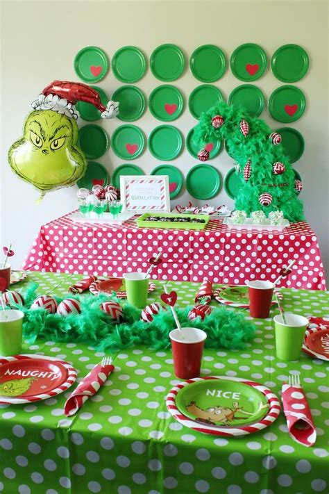 grinch christmas party props kara s ideas quot like a grinch quot kara s ideas