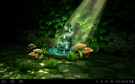 celtic garden android wallpaper review celtic garden hd android central