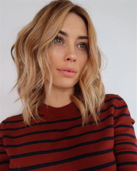 alina ermilova inspiration lob haircut best 25 arielle vandenberg ideas on pinterest hair