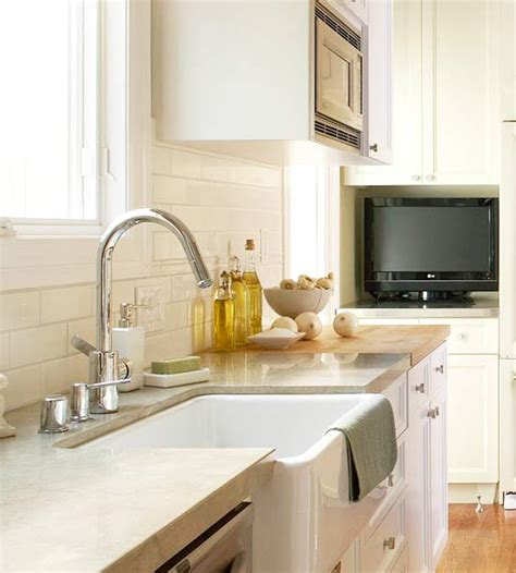 Ideas for Kitchen Space Savers   Better Homes and Gardens