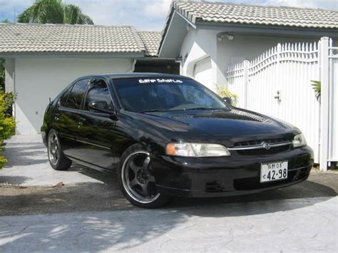 nissan altima jdm jdm alti 1998 nissan altima specs photos modification