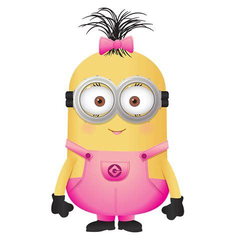 Imagenes De Minions Rosa | minions 49 menina rosa imagens png