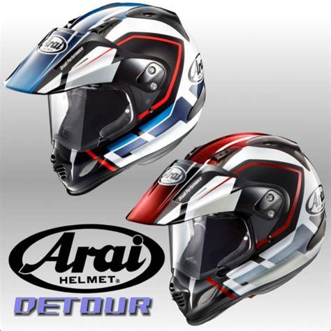 Arai Tour Cross 3 Detour Blur arai helmet tour cross3 detour new f s from japan 1000
