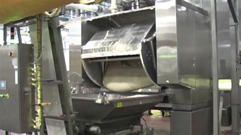 rotary dough chunker youtube